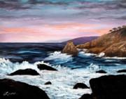 Laura Iverson - Monterey Sunrise