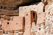 Montezuma Prints - Montezuma Castle National Monument Print by Steven Love