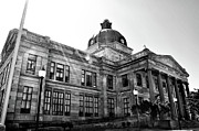 Montgomery Metal Prints - Montgomery County Court House - Norristown Pa. Metal Print by Bill Cannon