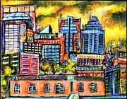 Ion vincent DAnu - Montreal Sky
