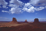 Wild West Originals - Monument Valley 5 by Mark Greenberg