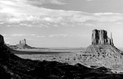 Newell Framed Prints - Monument Valley Framed Print by Michael Story Newell