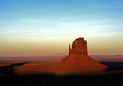 Example Prints - Monument Valley Print by Mike DeCesare