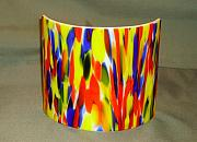 Mood Glass Art - Mood Lamp by Craig Gill