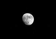 Space Exploration Photos - Moon - 27th March 2010 by Richard Newstead