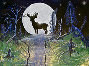 Danny Jones - Moon Light Deer