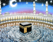 Felicity LeFevre - Moon Over Kaaba