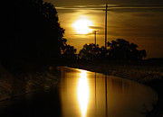 Digital Photography - Moon River by Peter Piatt