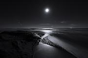 Moon River Print by Richard Leon
