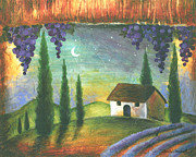 Moonlight Originals - Moonlight Vineyard by Renee Womack
