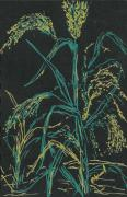 Stalk Originals - Moonlight Wheat by Vicki  Housel
