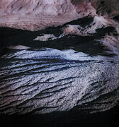 Badlands Photos - Moonscape by Janeen Wassink Searles