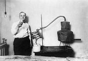 Moonshine Distillery, 1920s Print by Granger