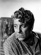 1942 Movies Prints - Moontide, Jean Gabin, 1942 Print by Everett