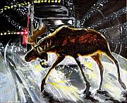 Jenn Cunningham - Moose Crossing