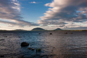 Spencer Prints - Moosehead Lake Spencer Bay Print by Brent Ander