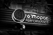 Best Car Prints - Mopar Performance Print by Kurt Golgart