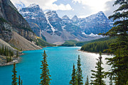 Scenery Photo Originals - Moraine Lake by Adam Pender
