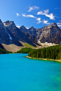 James Steinberg and Photo Researchers - Moraine Lake