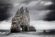 Atlantic Ocean Prints - Mordor Print by Evgeni Dinev