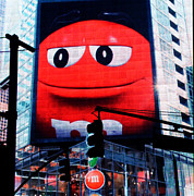 Times Square Art - More Billboards by Pravine Chester