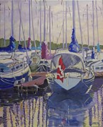 Fred Urron - More Boats