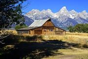 Marty Koch - Mormon Row Barn