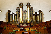 Americana Photos - Mormon Tabernacle by Marilyn Hunt