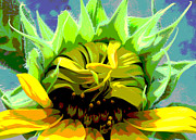 Sunflower Jewelry - Morning Awakening by Lori  Pagliaro