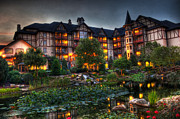 Pigeon Forge Photos - Morning Beauty by Greg and Chrystal Mimbs