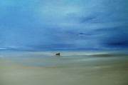 Cape Cod Paintings - Morning Blues by Michael Marrinan
