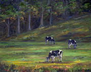 Jeff Pittman - Morning Cows