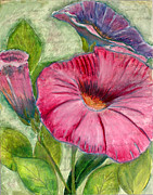 Mortality Originals - Morning Glory by Joi Sampsell