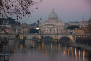 Tevere Prints - Morning good Print by Roberto Patrizi
