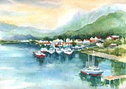 Kerry Kupferschmidt - Morning Harbor