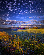 Environement Posters - Morning Has Broken Poster by Phil Koch