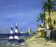 Lisa Reinhardt - Morning in Mazatlan