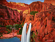 Daniel Carvalho - Morning in the Canyon