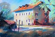 House Pastels - Morning Light by Johannes Baul