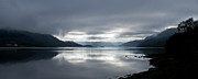 Argyll And Bute Prints - Morning light on the loch Print by Gary Eason