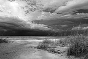 Anna Maria Island Framed Prints - Morning Storm Framed Print by Jim Dohms