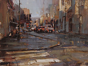 Tibor Nagy - Morning Traffic