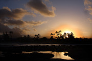 Poipu Photos - Mornings in Poipu by Jeff Bord