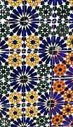 Yvonne Ayoub - Moroccan Marrakesh Mosaic 01