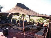 Yvonne Ayoub - Morocco Atlas Mountains 06 Beber Bedouin tent