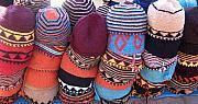 Yvonne Ayoub - Morocco Marrakesh hats