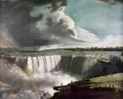 1835 Photos - Morse: Niagara Falls, 1835 by Granger