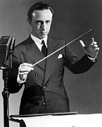 Conductor Photos - Morton Gould, Composer, 1941 by Everett