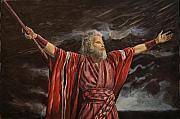 Rosencruz  Sumera - Moses Parting the Red Sea