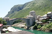 Mostar Photos - Mostar by Irina Zelichenko